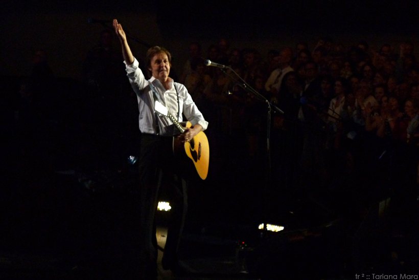 Paul McCartney, Rotterdam 2012